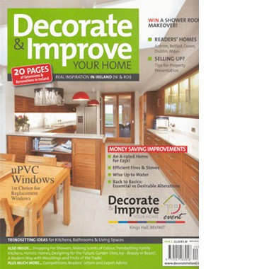 decorate & Improve your home